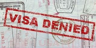 Отказ в визе в Китай