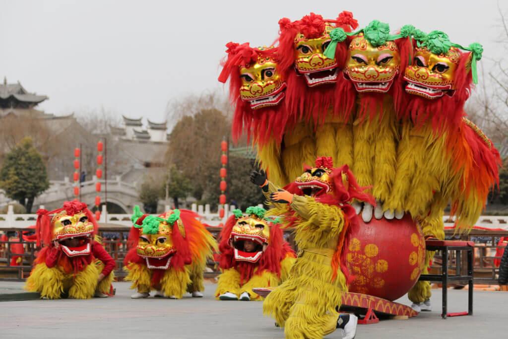 Год собаки в Китае
