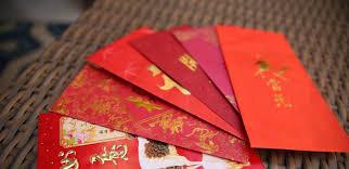 Конверты Хунбао на Новый год